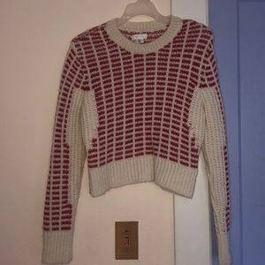 Urban Outfitters Striped Knit Sweater